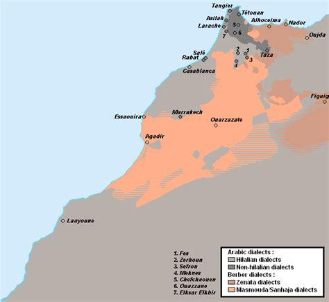 Morocco Arabic