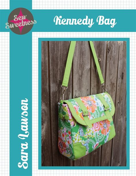free pattern bags download free bag pattern the kennedy bag sew sweetness
