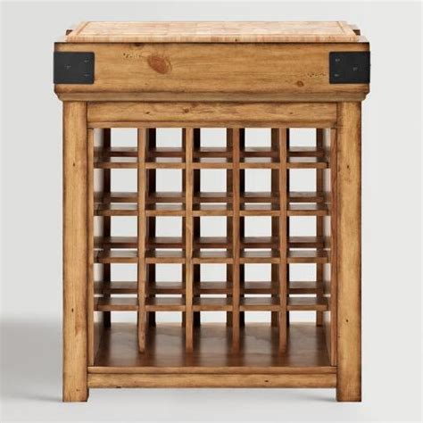 World Market Wine Rack by Rustic Wood Armstrong Wine Rack World Market