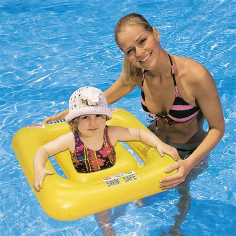Pelung Bestway Baby Swin Support Step A Bestway 32050 swim safe 27in baby swim support step a ages 1 to 2