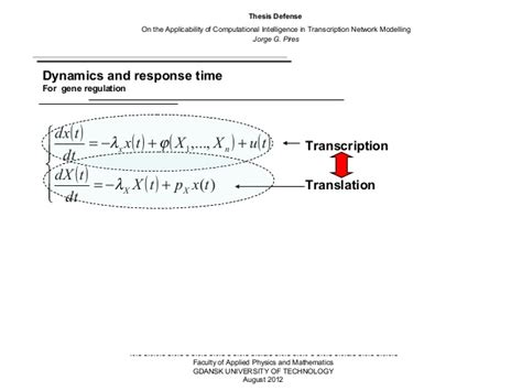 thesis defense translation deutsch on the applicability of computational intelligence in
