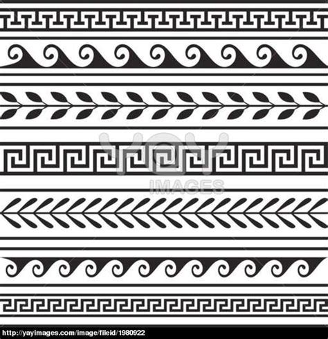 Southwestern Borders Clip Art   Geometric Patterns in Formal Garden Design   Miscellaneous