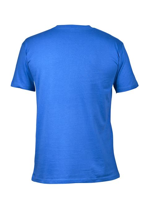 Blue Screen Of T Shirt by Blank Blue T Shirt Front And Back Www Imgkid The