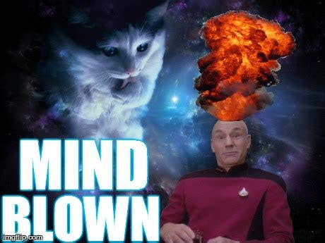 Mind Blown Meme - captain picard mind blown imgflip