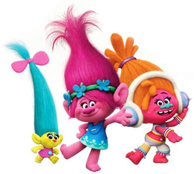Troli Baby Does im 225 genes de trolls para colorear la pel 237 cula dibujos de