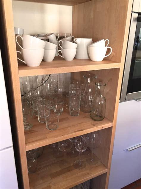 neue küche k 252 che aufbewahrung ikea