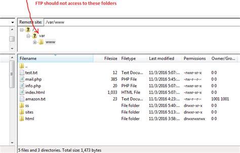 ubuntu configure vsftpd server ubuntu 14 04 ftp server server fault