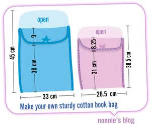 nonnie s blog how to make your own simple sturdy cotton