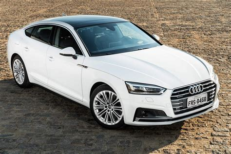 Audi A5 Sedan by Audi A5 2018 Ambition Plus Sedan Sportback Em Detalhes