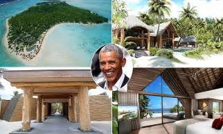 obama island obama to write his memoir on south pacific private island