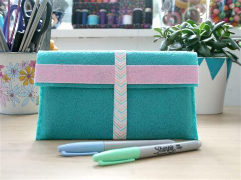 Handmade Felt Gifts - stickytiger handmade gifts diy felt tablet