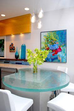 Recycled Glass Countertops San Antonio by 1000 Images About Kitchen Bar Table On
