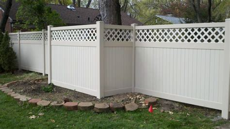 vinyl privacy fence panels with charming vinyl privacy