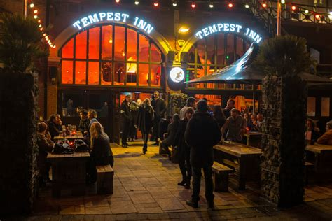 Top Bars In Brighton by The Tempest Inn Brighton New Places Brighton