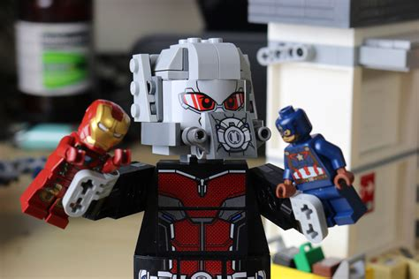 Lego Bootleg Iron War Machine Marvel Civil War Lele captain america civil war s battles aren t quite as