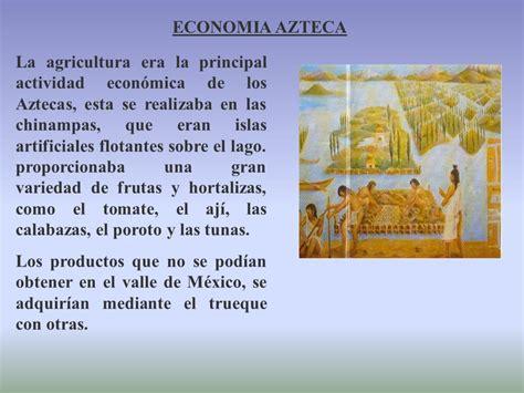 imagenes economia azteca la civilizaci 243 n azteca ppt descargar