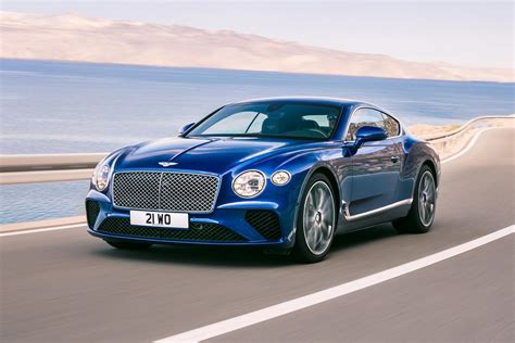 continental bentley 2018 bentley continental gt arrives carbuyer
