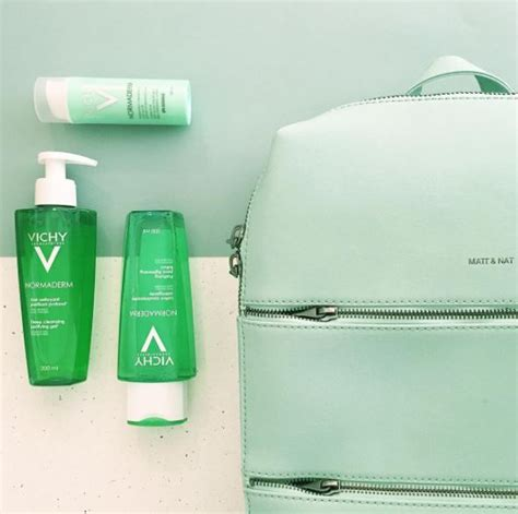 Canada Contests And Sweepstakes - vichy canada contest win a matt nat bag and a new beauty routine