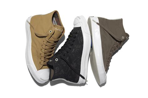 Converse Purcell High X Hancock Vulcanised Articles 1 converse reveals new purcell signature footwear news