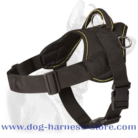 weighted harness pin weight pull on