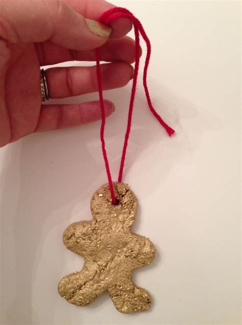 Handmade Dough Ornaments - salt dough ornaments recipe oh lovely day
