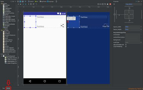 android can t android can t open properties view in constrainlayout editor stack overflow