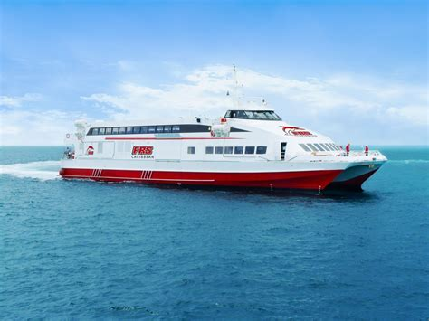 from miami to bahamas by boat new miami to bimini ferry starts friday sun sentinel