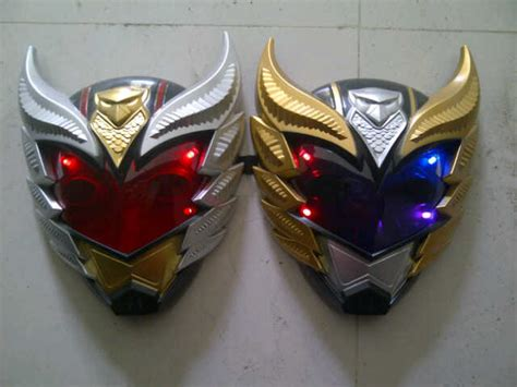 Mainan Topeng Iron Led Glowing topeng bima ultraman indonesia nyala lu led 219