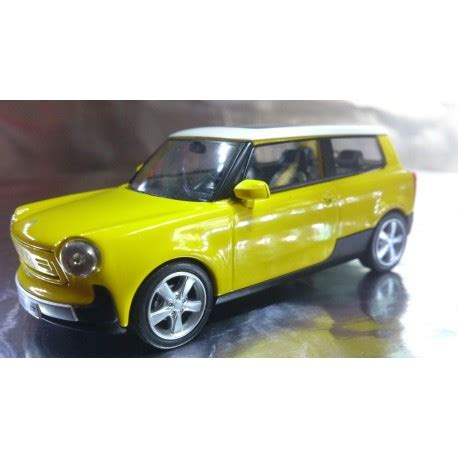 * herpa cars 070638 trabant nt, colza yellow, pc display