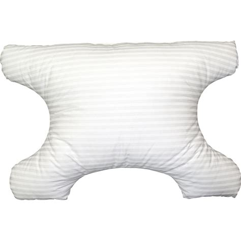 cpap bed pillow special pillow for cpap users in bed pillows