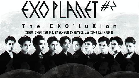 exo the luxion exo planet 2 the exo luxion 3 wallpaper by b1soshi