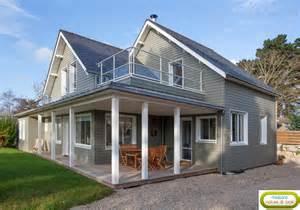 construction maison bois cottage