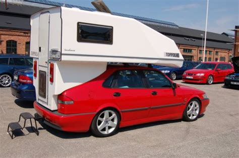 The saab toppola compact camper the kasper stromman design blog