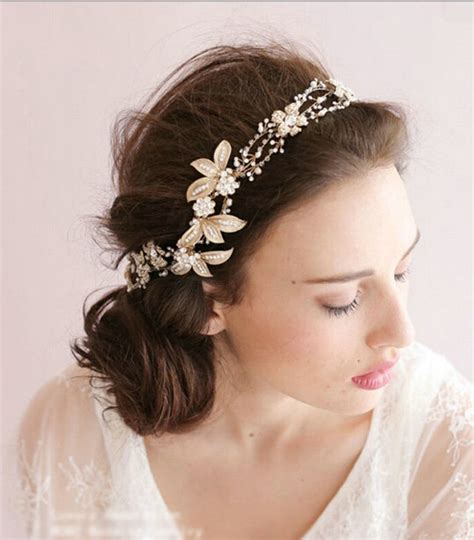 Vintage Wedding Hair Accessories Wholesale by Buy Wholesale Vintage Sliver Pearl Flower