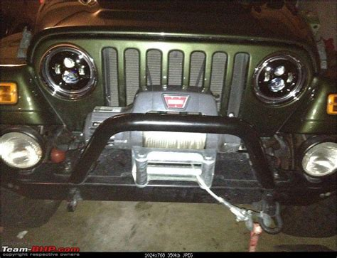 Wrangler By Blackraven evolution of my jeep rubicon page 5 team bhp