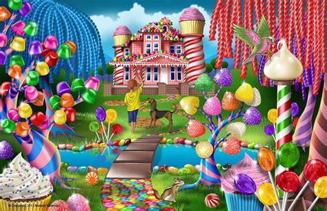 Garden Of My Gummies Freelance Illustrator For Hire Hire An Illustrator