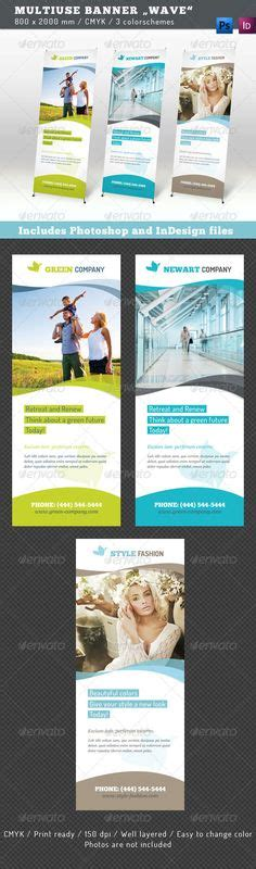 design banner in photoshop cs5 corporate business roll up banner banners banner