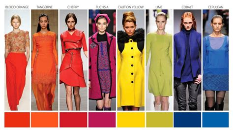 trendy words of 2014 colour trend yellow bring on the sunshine silhouette