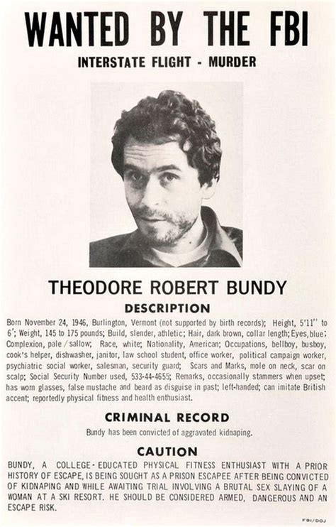 history of pin up ted ted bundy crime and strikes again on pinterest