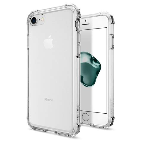 Spigen Iphone 7 Shell Clear 042cs20306 iphone 7 shell spigen inc