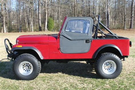 Used Jeeps For Sale In Alabama Buy Used 1981 Jeep Cj7 In Alabama United States