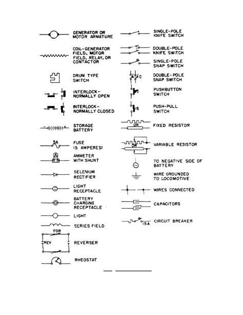 general motors wiring diagram symbols circuit and