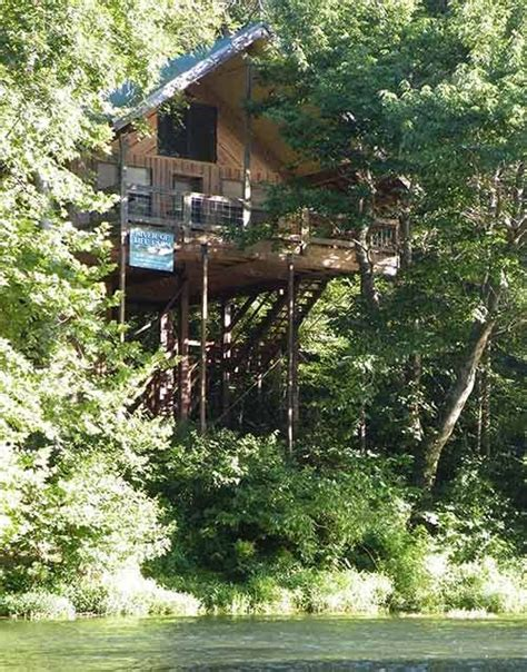 Treehouse Cabins Branson Mo by Tree Houses Picmia
