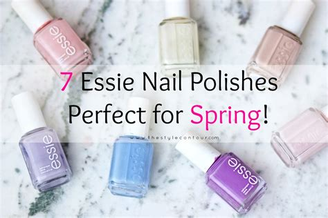 Most Fashionable Nail Polishes Top 7 by My Top 7 Most Worn Nail Polishes The Style Contour