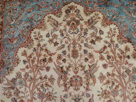 Peace Trees Rug by Wow Tree Of Peace Birds Knotted Rug Carpet Silk