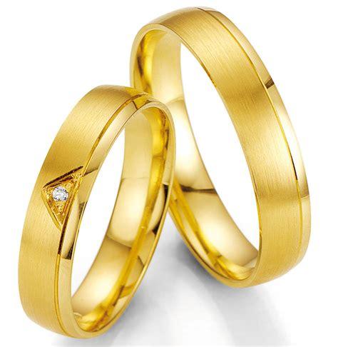 Trauringe Gelbgold by Eheringe Trauringe Gelbgold 48 07005 0 333 Gold