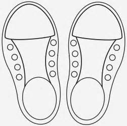 Templates For Shoes by Learning To Lace And Tie Your Shoe Craft Repeat Crafter