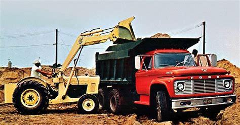 ford b f t series trucks 1964 fuel schematic