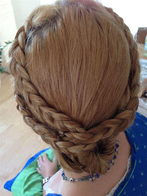 are cornrows like german braids dirndl braids german girl pinterest