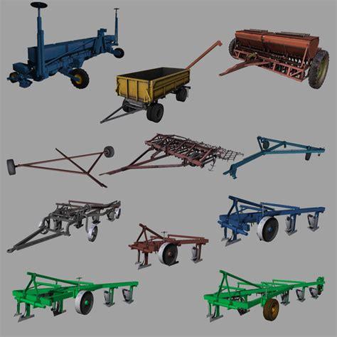 in timer for ls fs 15 crawler tractors set v 1 0 mod packs mod f 252 r